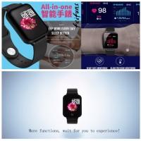 現貨: All-in-One 智能手錶 (顏色隨機)