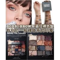 3中: Bobbi Brown NUDE DRAMA 12色眼影盤