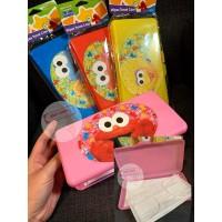 4中: Sesame Street 芝麻街紙巾盒 (顏色隨機)