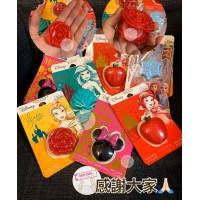 3底: Disney 限量版造型潤唇膏 (款式隨機)