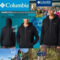 5底: Columbia 男裝棉外套 (黑色)