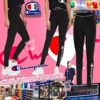 5底: Champion 女裝夏日版貼身褲 (黑色)