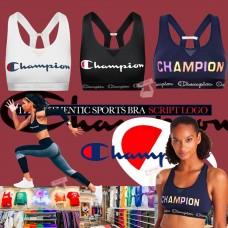 5底: Champion 女裝運動內衣 (黑色)