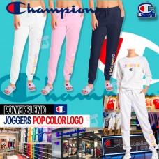 6中: Champion 女裝運動長褲 (粉紅色)