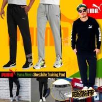 6中: Puma 男裝運動長褲 (淺灰色)
