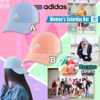 6中: Adidas Saturday 粉色帽子