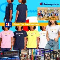 6中: Champion POP Color 女裝短袖上衣 (白色)