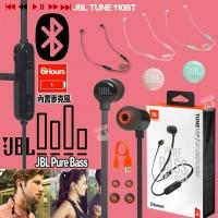 6中: JBL TUNE 110BT 掛頸耳機
