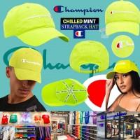 6中: Champion 帽 (螢光黃色)