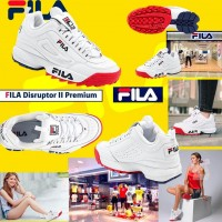 6底: FILA Disruptor II Premium 女神老爹鞋