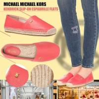 6底: Michael Kors 平底草鞋 (橙紅色)