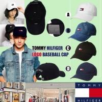 7中: Tommy Hilfiger 小LOGO帽