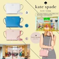 6底: Kate Spade Crossbody 款長帶包包