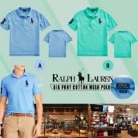 7中: Ralph Lauren Polo 中童有領上衣 (湖水綠色)