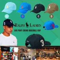 7中: Ralph Lauren Polo 大馬仔CAP帽