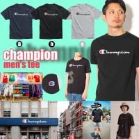 7底: Champion 1套3件草字LOGO上衣福袋 (藍黑灰)