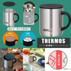 7中: Thermos 270ml 真空有杯蓋款不銹鋼杯 (銀色)