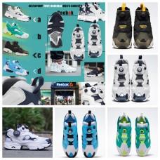 8中: Reebok INSTAPUMP FURY 男裝波鞋 (藍色)