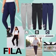 8中: FILA Jogger 女裝運動長褲 (黑色)