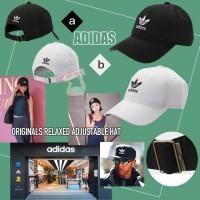 8底: Adidas Originals Relaxed 中童CAP帽