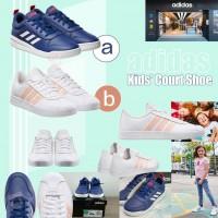 9中: Adidas Court 中童波鞋 (藍色)