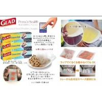6中: Glad PressN Seal 140ft 特強黏力保鮮膜