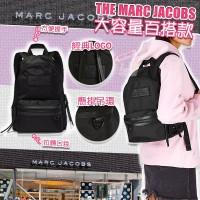 12中: MARC JACOBS 皮邊背包 (黑色)