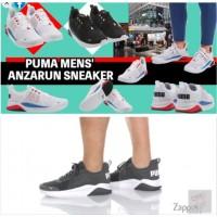1中: PUMA Anzarun Trainers 男裝運動鞋 (黑色)