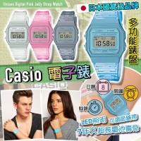 1中: Casio F-91W 電子手錶