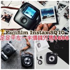 2底: Fujifilm SQ10  數位化即影即有相機 (黑色)