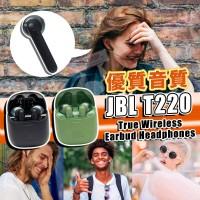 4中: JBL T220 True Wireless 真無線耳機