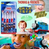 6底: Brush Buddies Thomas 小童牙刷 (6支裝)