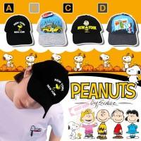5中: Snoopy NEW YORK 史努比特別版CAP帽