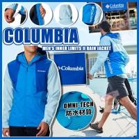 5中: Columbia Inner Limites 男裝防水風衣 (藍色)