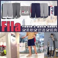 5中: FILA 2件裝中童短褲 (顏色隨機)