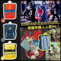 6中: IVVICTA JOLLY Vintage 雙肩包