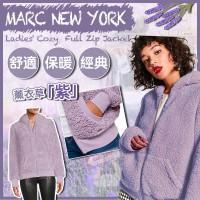 6中: Marc New York Cozy 女裝泰迪毛毛外套 (紫色)