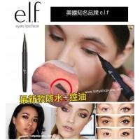 6中: e.l.f. H2O Proof 控油防水眼線筆 (黑色)