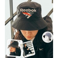 6底: Reebok LOGO 雙面漁夫帽