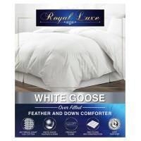 6底: Royal Luxe White Goose 四季羽絨被