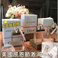 6中: Chloe Love Story 75ml 小粉紅女士香水