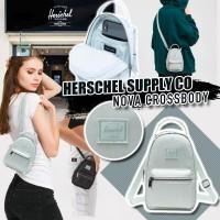 6底: Herschel Supply Co Nova 斜咩小包 (Baby Blue 粉藍色)