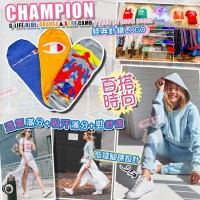 6底: Champion 運動針織短襪 (3對裝-混色)