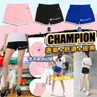 6底: Chamoion 中童透氣運動短褲 (黑色)