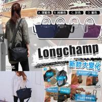 6底: LONGCHAMP Le Pliage NÉO 兩用袋 (小號)