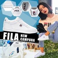 6底: FILA New Campora 女裝小白休閒鞋