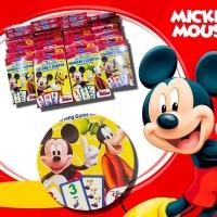 現貨: Disney Mickey Mouse 學習卡 (款式隨機)