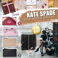 5底: Kate Spade Slim 經典短銀包