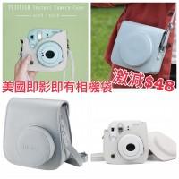 6底: Fujifilm 相機袋 (淺灰色)
