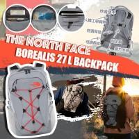 6底: The North Face Borealis 27L 經典背包 (灰色)